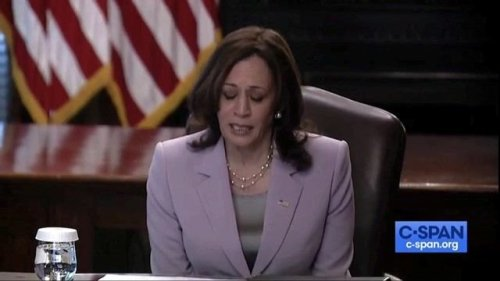 """VP Kamala Harris' message to Dreamers: """"This is your home."""""""
