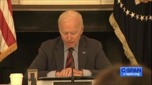 """President Biden calls for """"more common sense gun laws"""" on the second anniversary of the El Paso mass shooting."""