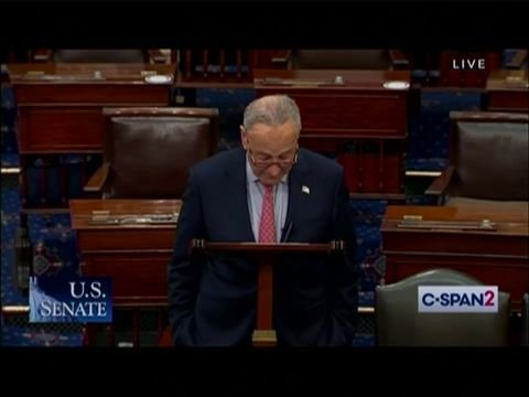 Sen. Schumer on 21 Republicans voting against awarding congressional gold medal to officers who defended Capitol on 1/6.
