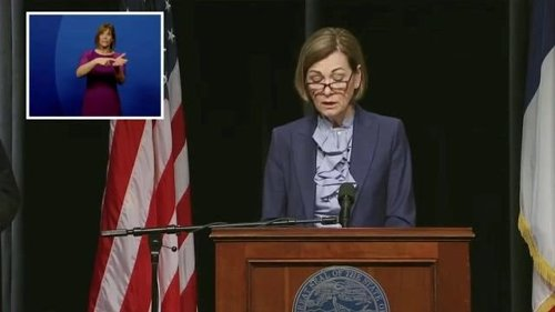 """Gov. Reynolds (R-IA) says she """"strongly opposes"""" vaccine passports and plans to take legislative/executive action."""