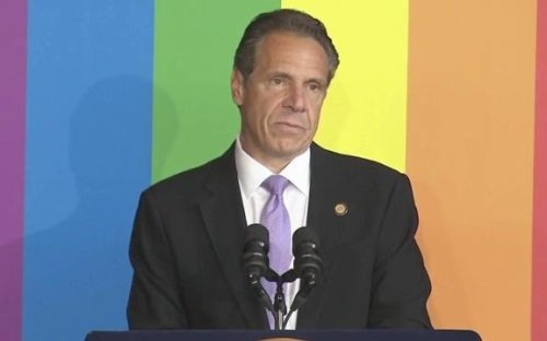 Gov. Cuomo (D-NY) signs Gender Recognition Act to expand protections for transgender and non-binary New Yorkers.