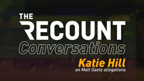 Katie Hill on Matt Gaetz Allegations