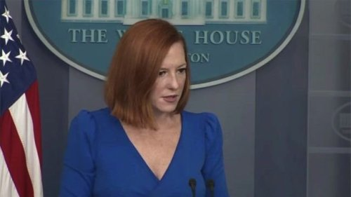 """Psaki on Elon Musk criticizing the billionaire tax: """"The highest-income Americans can afford to pay a little bit more."""""""