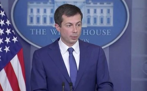Transportation Secretary Buttigieg on his message to Americans worried about gas prices going up.