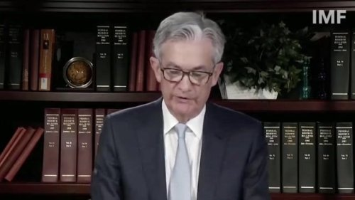 """Fed Chairman Powell: """"Until the world is vaccinated ... we won't be able to resume activity with confidence ..."""""""