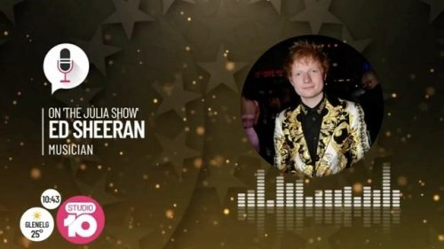 """Ed Sheeran says U.S. award shows are """"filled with resentment and hatred"""" and have """"a really horrible atmosphere."""""""
