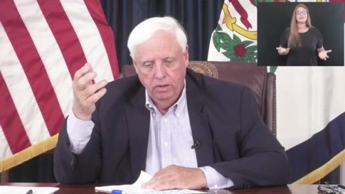 """Gov. Justice (R-WV) at the end of his rope: """"Why can't we just go get vaccinated? Why in the world can't we do that?"""""""