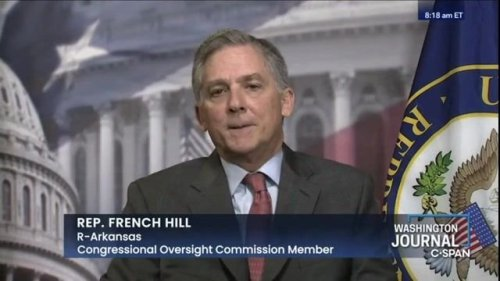 Rep. Hill (R-AR) condemns Rep Brooks and others who mislead people about the certification of the election on Jan. 6th.