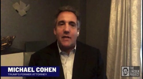 """Michael Cohen argues that Trump going to prison is the only way to """"pull MAGA sycophants away from him."""""""