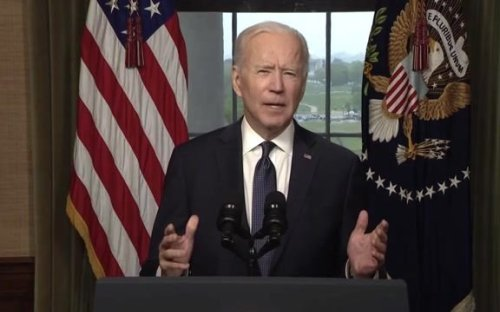 "Biden: ""We delivered justice to Bin Laden a decade ago … reasons for remaining in Afghanistan have become ... unclear."""