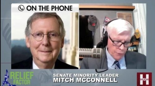 Sen Min Leader McConnell says he would not allow Pres. Biden to fill a SCOTUS vacancy in 2024 if he is majority leader.