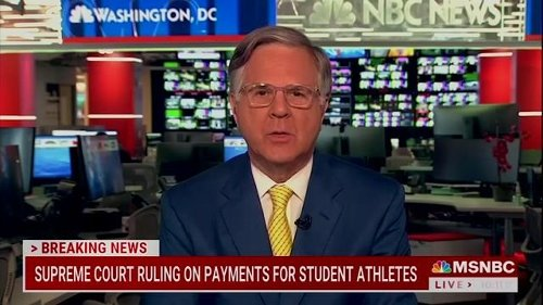 In a unanimous decision, SCOTUS rules against the NCAA in allowing athletes to receive education-related benefits.