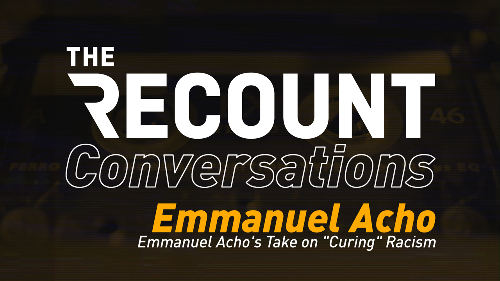 """Emmanuel Acho's Take on """"Curing"""" Racism"""