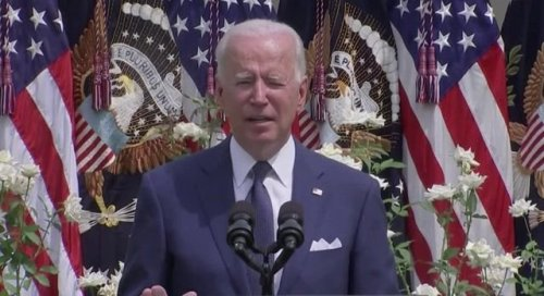 """Biden announces Americans with """"long COVID"""" will """"have access to the rights & resources...due under the disability law."""""""