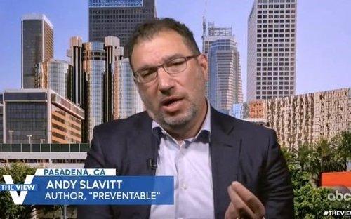 Former Biden Senior COVID response advisor Andy Slavitt calls out Republicans lawmakers for attacking Dr. Fauci.