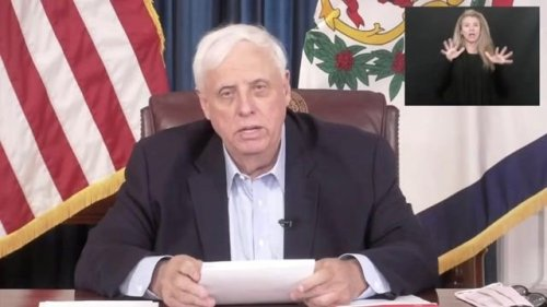 "WV Gov. Justice: Most gas doesn't come from the Colonial Pipeline and residents are ""creating"" a shortage by panicking."