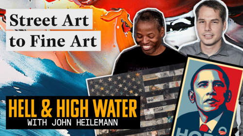 Hell & High Water featuring Artists Cey Adams and Shepard Fairey