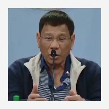 """Philippines President Duterte on vaccines: """"Those who do not want it … for all I care, you can die anytime."""""""