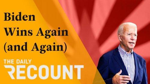Joe Biden Wins 2020 Election Again (and Again and Again)