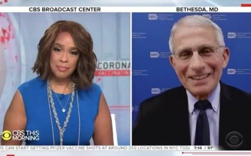 "Dr. Anthony Fauci on Sen. Rand Paul (R-KY): ""I just don't understand what the problem is with him."""