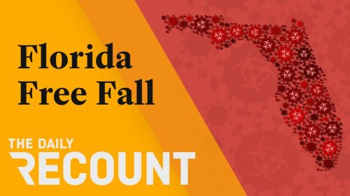 Florida Free Fall: Sunshine State's Staggering Stats