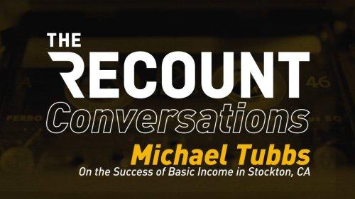 Michael Tubbs Talks Success of Stockton's Basic Income Pilot