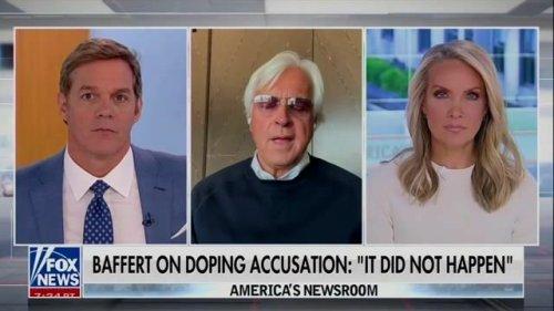 "Bob Baffert, trainer of Kentucky Derby winner Medina Spirit, calls failed drug test/doping allegations ""cancel culture."""