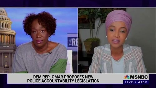 """Rep. Ilhan Omar (D-MN) proposes a federal oversight board to """"proactively"""" investigate police misuse of force."""