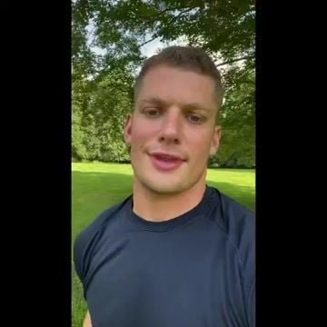 Las Vegas Raiders defensive end Carl Nassib comes out as gay in an Instagram video — a first for an active NFL player.