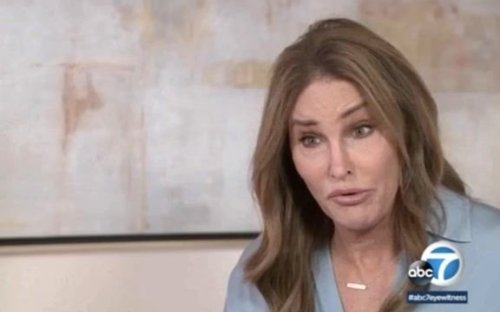 CA gubernatorial candidate Caitlyn Jenner says she'd take funds from bullet train project to finish Trump's border wall.
