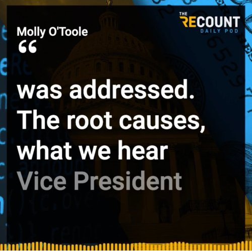 The Recount Daily Pod Talks Immigration