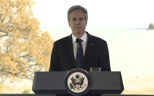 """Secretary of State Blinken lists record-breaking U.S. climate catastrophes: """"We're running out of records to break."""""""