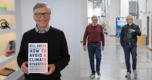 Bill Gates Details Solution For Climate Change
