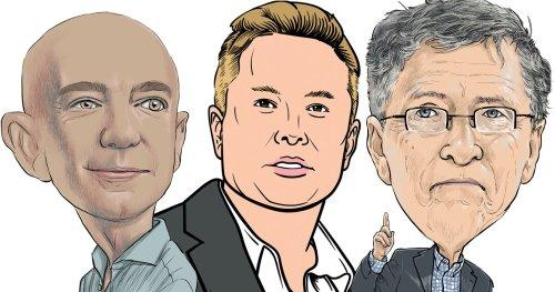 Tech Giants Dominate Forbes 2021 Billionaires List