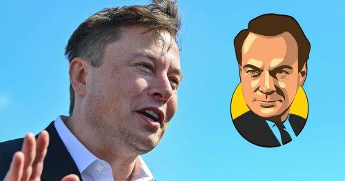 Meet The Man Who Inspired Elon Musk