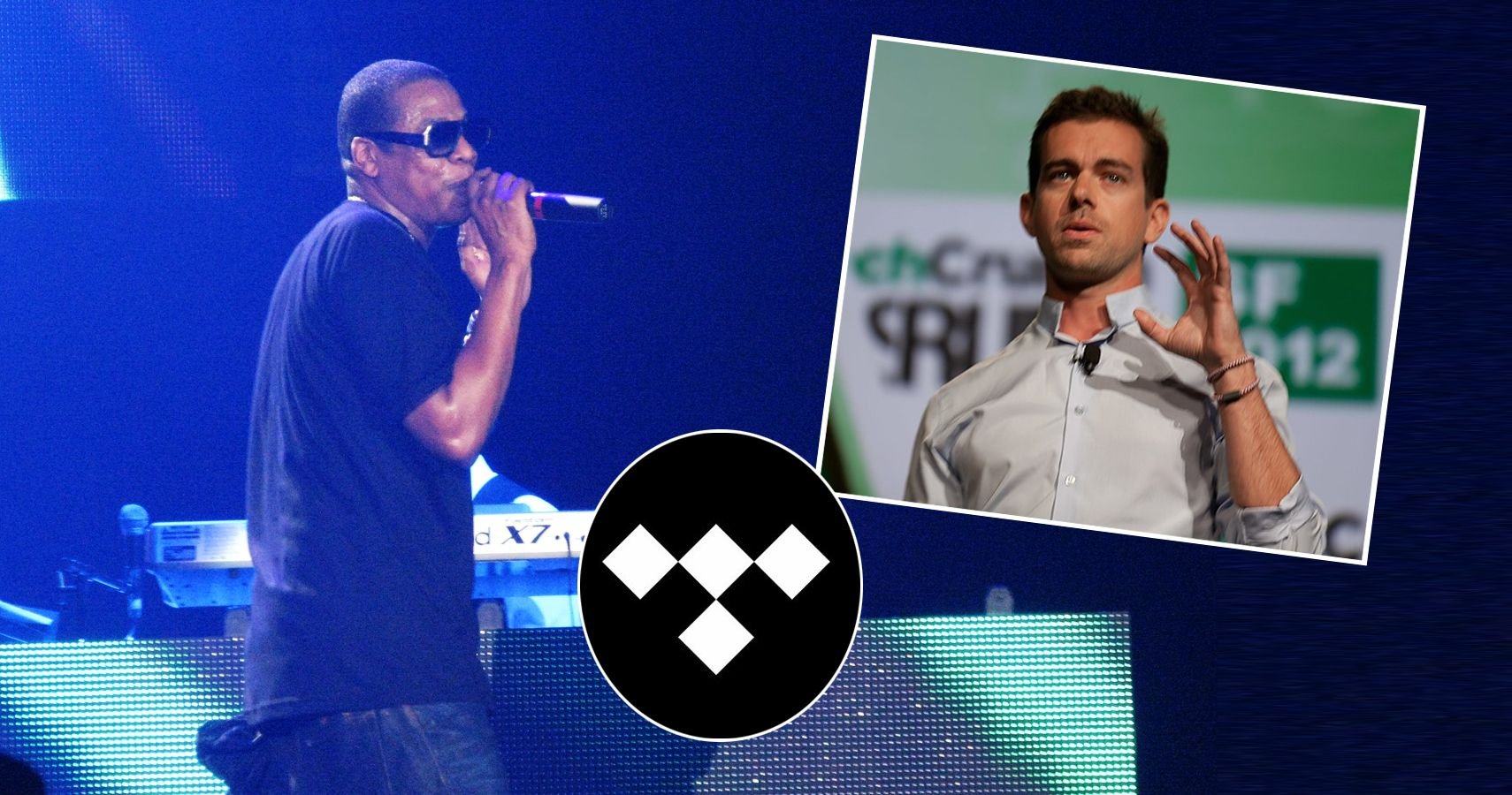 Jay-Z & Twitter CEO Jack Dorsey Discuss Plans For Tidal