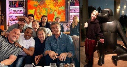 8 Celebrity Art Investors