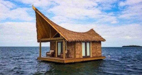 This Floating Hotel Takes Glamping To A New Level