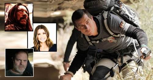 These Celebrities Leave Luxury Life To Go Wild With Bear Grylls