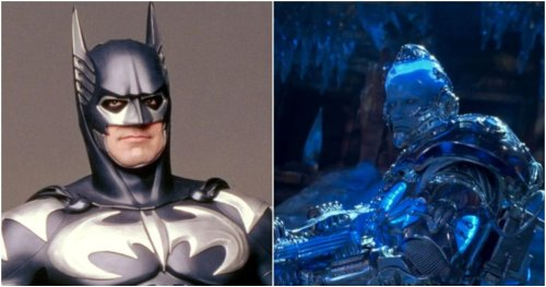 """George Clooney Made A Small Fraction Of What Arnold Schwarzenegger Earned In """"Batman & Robin"""""""