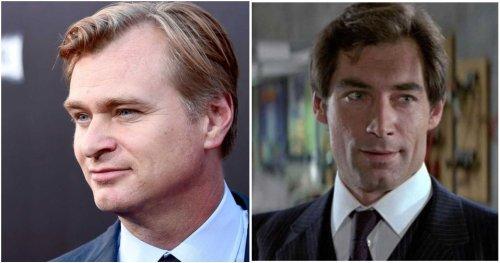 Christopher Nolan Explains Why Timothy Dalton Is His Favorite James Bond