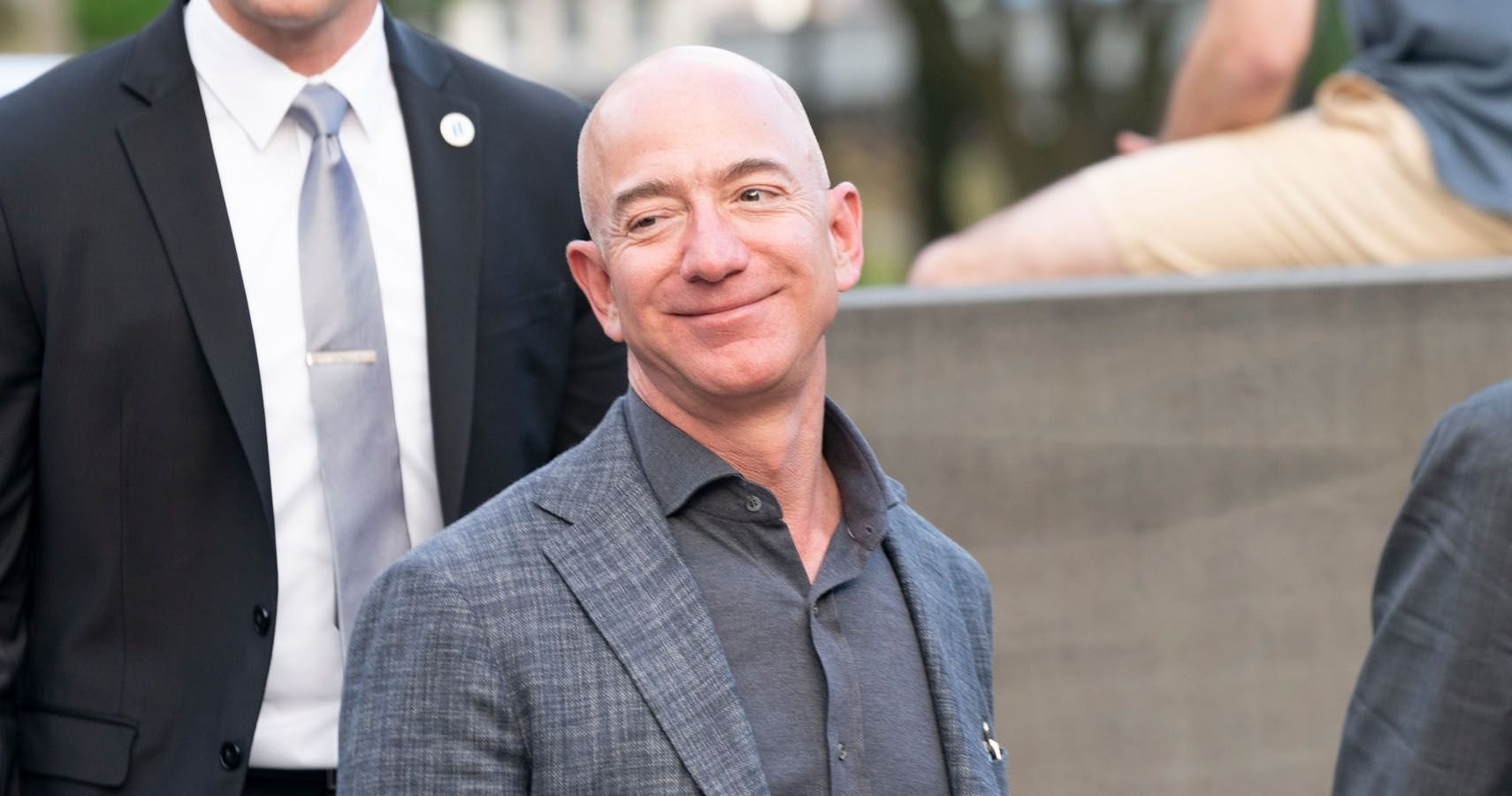 Amazon's Journey With Corporate Taxes, Now Bezos Supports Them