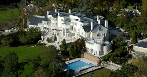 6 Luxury Mansions No One Wants To Buy