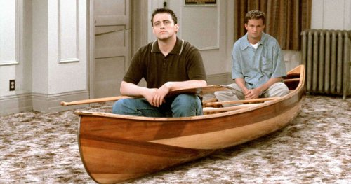 This Is How Much Joey Owed Chandler By The End Of Friends