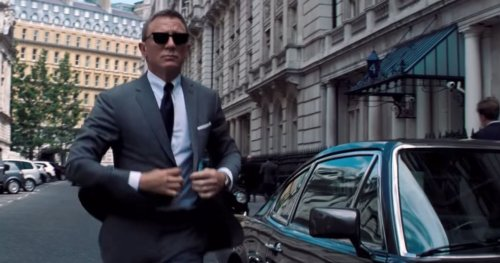Daniel Craig's Bike Stunt In No Time To Die Used Up $70K Just For Coca-Cola