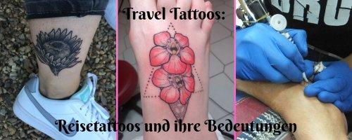 Travel Tattoos: Fernweh geht unter die Haut