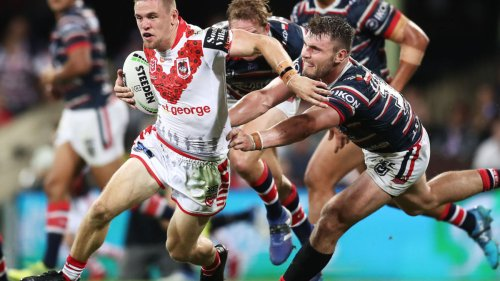 How Matt Dufty transformed his game to push Dragons into top four