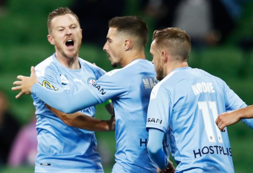 Top performers: Melbourne City vs Melbourne Victory