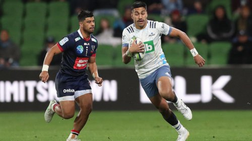 Blues massacre Rebels to complete New Zealand clean sweep
