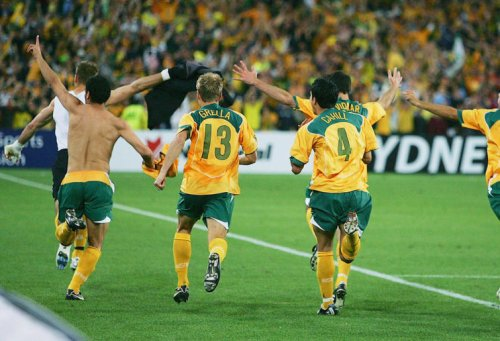The next Socceroos kit should celebrate 100 years of our team